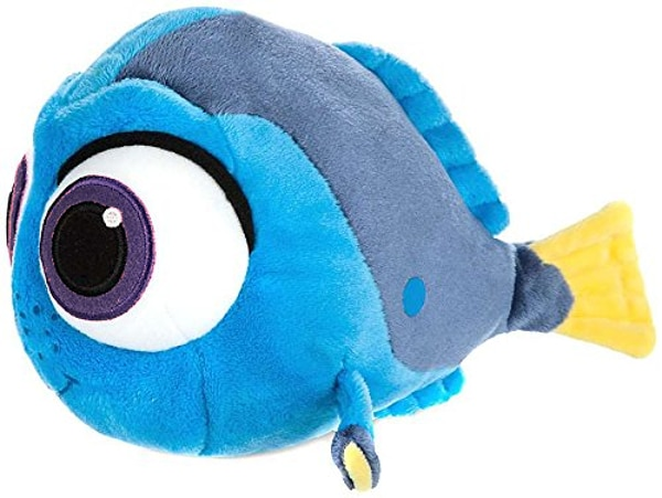Baby Dory Plush - 15 Finding Dory Gift Ideas - Finding Dory Gift Guide with15 adorable and fun Finding Dory Gift Ideas that are perfect for the Finding Dory fan in your life. Perfect gift ideas for kids for Christmas and birthdays!