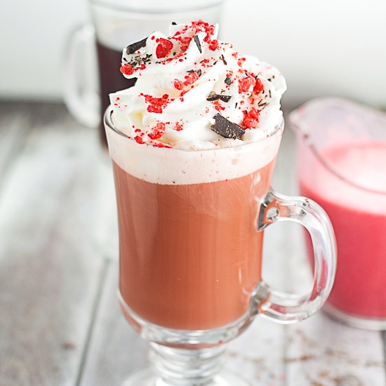 Red Velvet Coffee Creamer