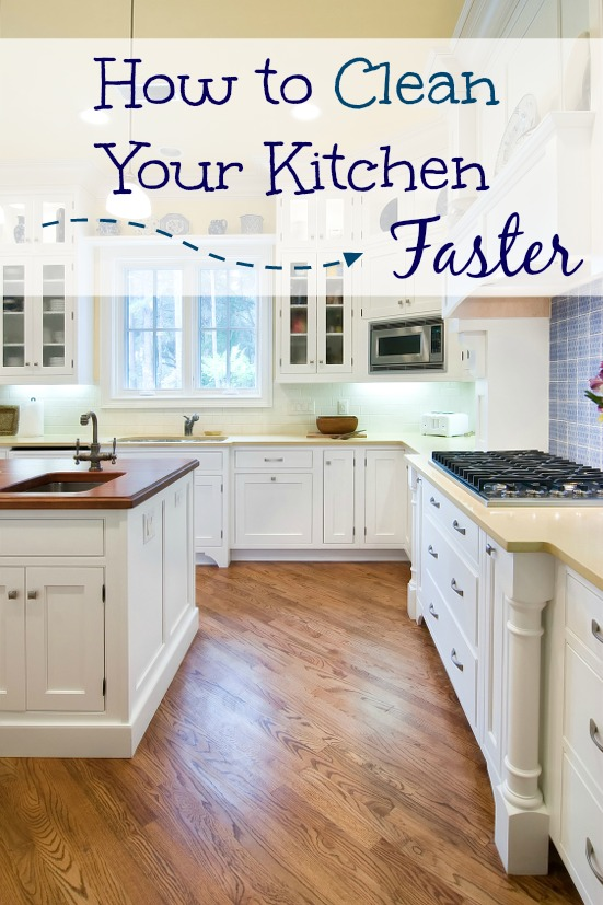 kitchen cabinet cleaning tips 5 tips to help clean your kitchen faster 18327