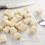 Homemade Potato Gnocchi Recipe -If you've ever wondered if you can make your own Homemade Potato Gnocchi, you can! With this easy, detailed recipe and tutorial, you'll be making your new favorite gnocchi like a pro in no time! Make your own homemade potato gnocchi to put in your favorite pasta recipe.
