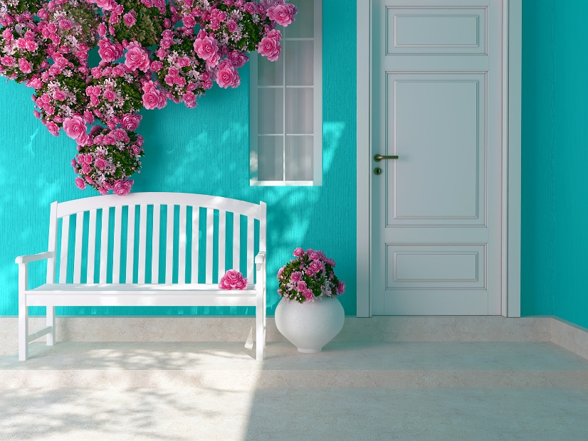 5 Tips To Spruce Up A Front Porch The Gracious Wife