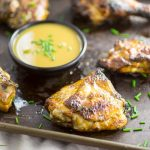 Grilled Maple Dijon Chicken