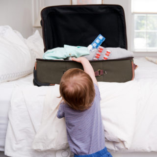 34 Vacation Safety Tips for Kids - Safety is important, even on vacation.  Use these 34 tips for keeping your kids safe on vacation, including tips for before you leave, on the way, at your hotel, in a crowd, and medicine and vitamin storage and safety.  These tips will help you have a fun and safe vacation with the family.