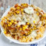 Skillet Southwest Smothered Chicken