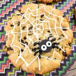 Jumbo Spiderweb Cookies