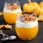 Pumpkin Pudding