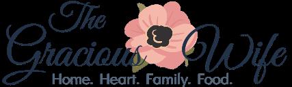 The Gracious Wife logo