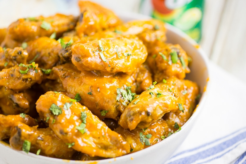Feb 02,  · In a small bowl add Mayo, paprika, hot sauce, ranch, garlic powder and salt mix until combined. Place chicken wings in a large ziplock bag or bowl, add the marinade mixture and mix to coat. Refrigerate for at least 4 hours but preferably over night.5/5(2).